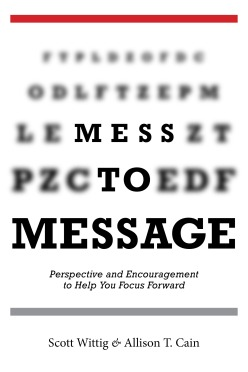 Mess To Message cover